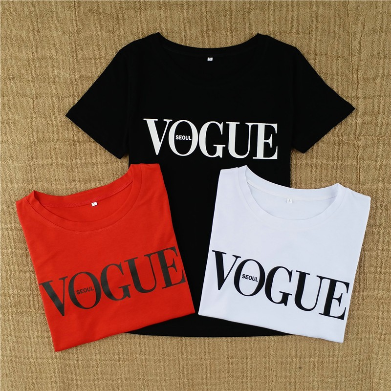 vogue seoul t shirt 2020trend. Black Bedroom Furniture Sets. Home Design Ideas
