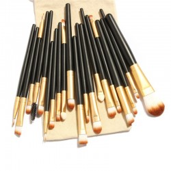 Makeup Brushes Set 20 Pcs
