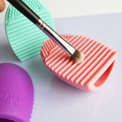 Makeup Brush Cleaning Brushegg