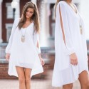 Amour White Dress