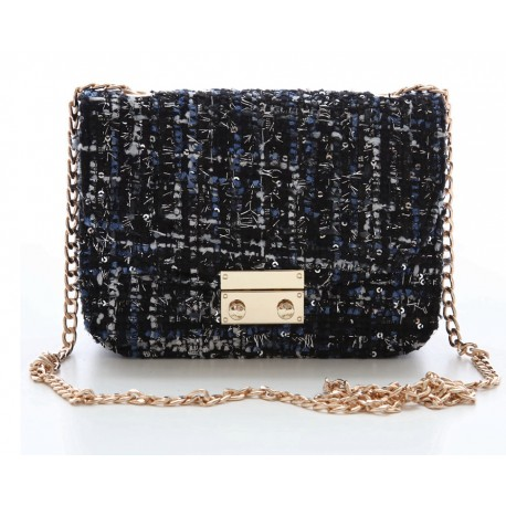 Chain Crossbody Väska